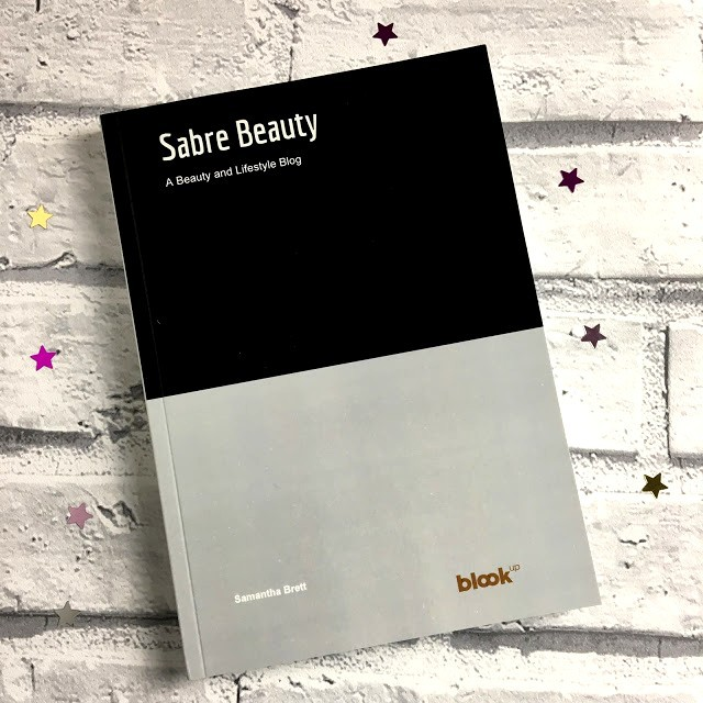 Sabrebeauty's blook cover