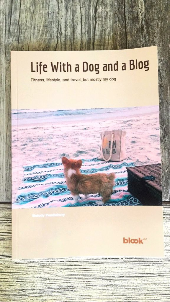 Life with a dog and a blog, cover