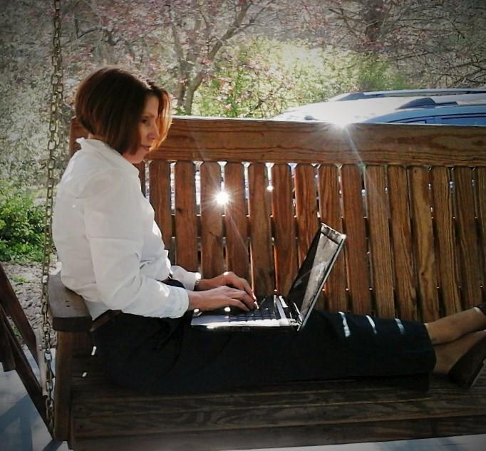 blogging-porch-swing