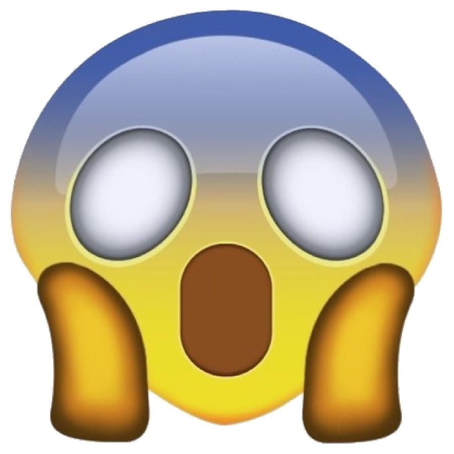 Emoji shocked
