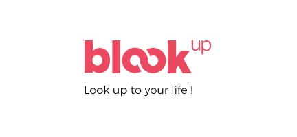 BlookUp's logo