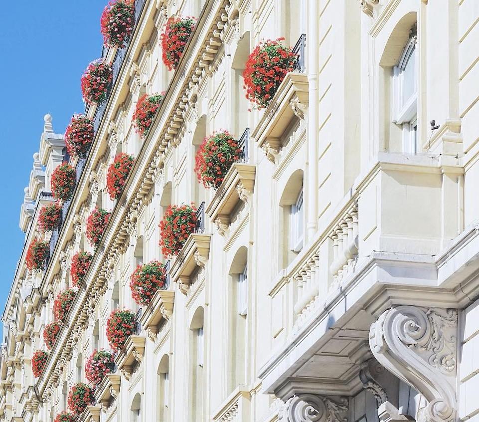 Hilton Paris Opéra building