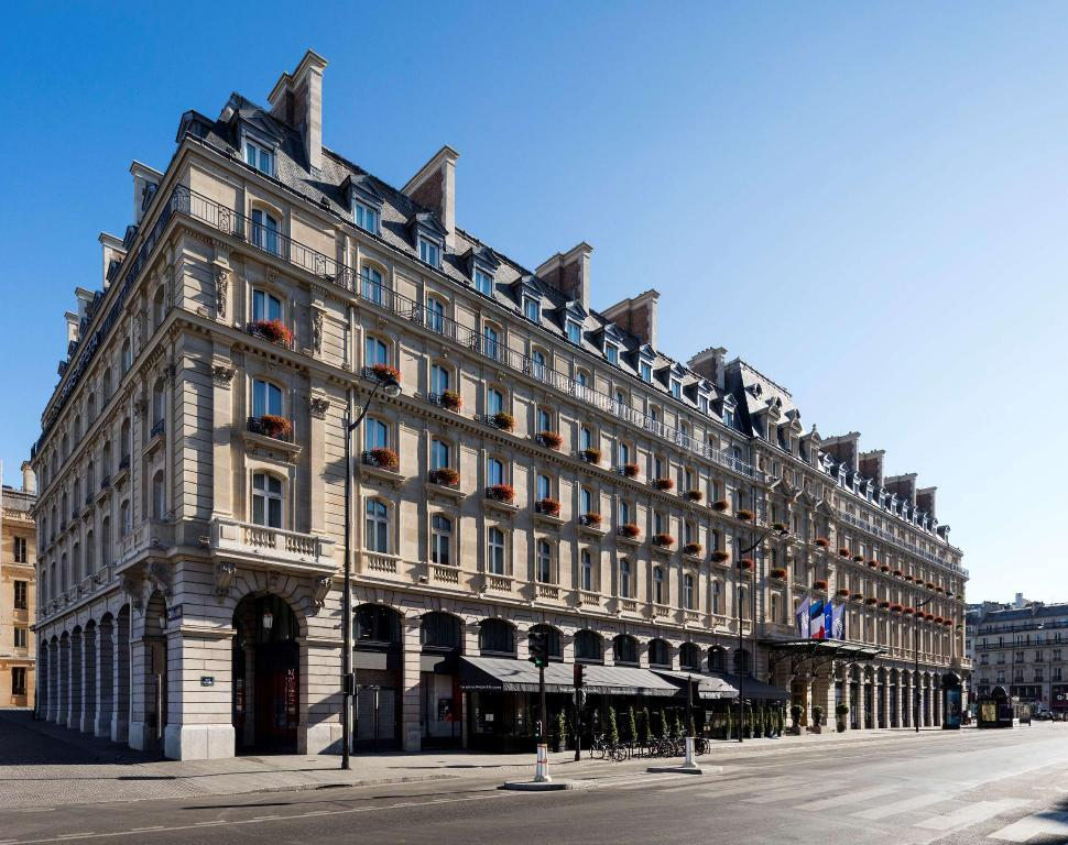 Hilton Paris Opéra building