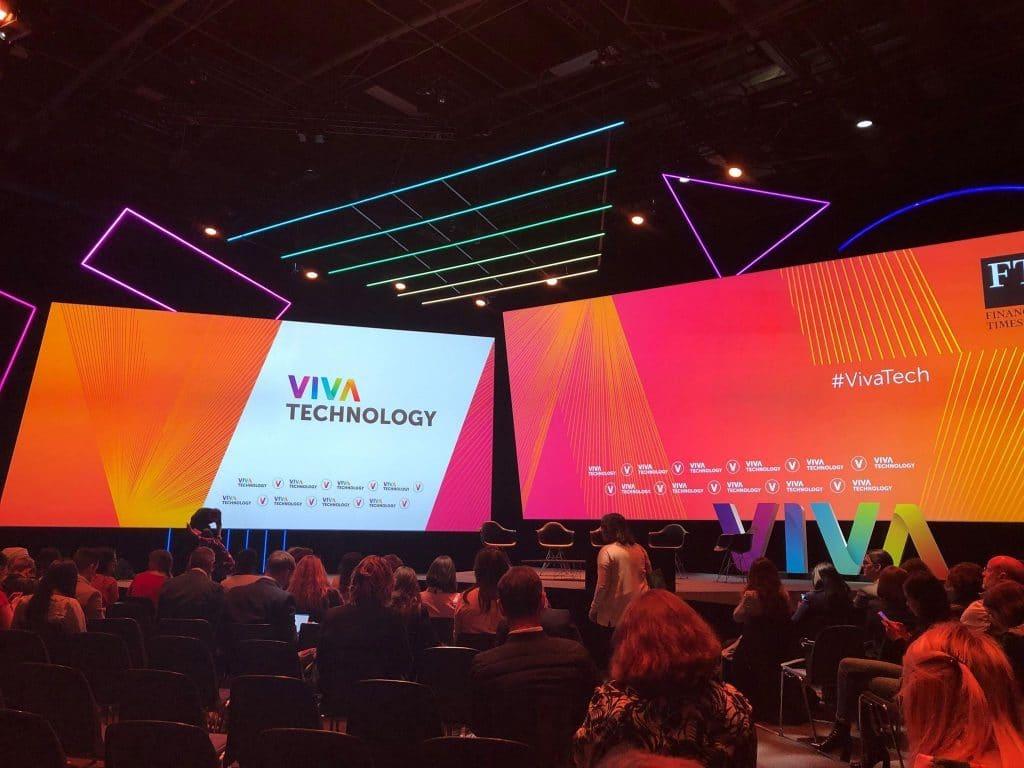 Vivatech conference