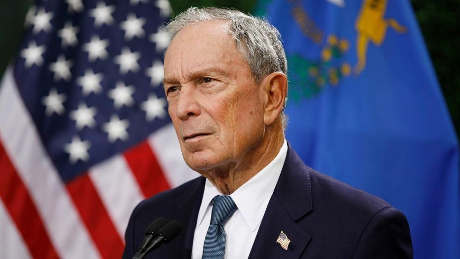 A picture of Michael Bloomberg