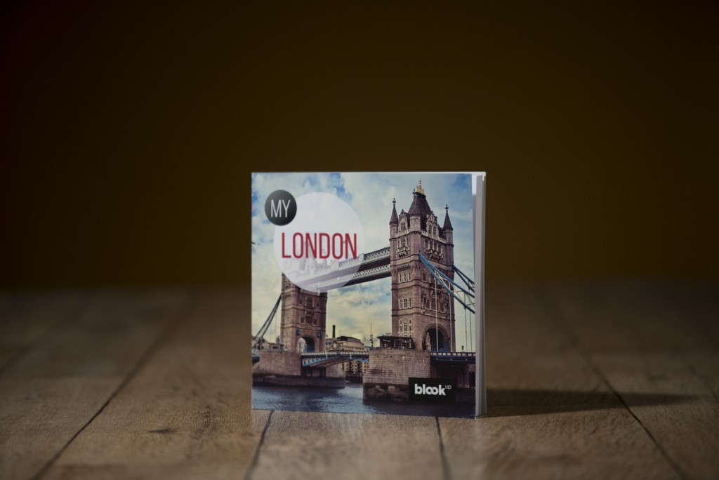 A book of London instagram pictures