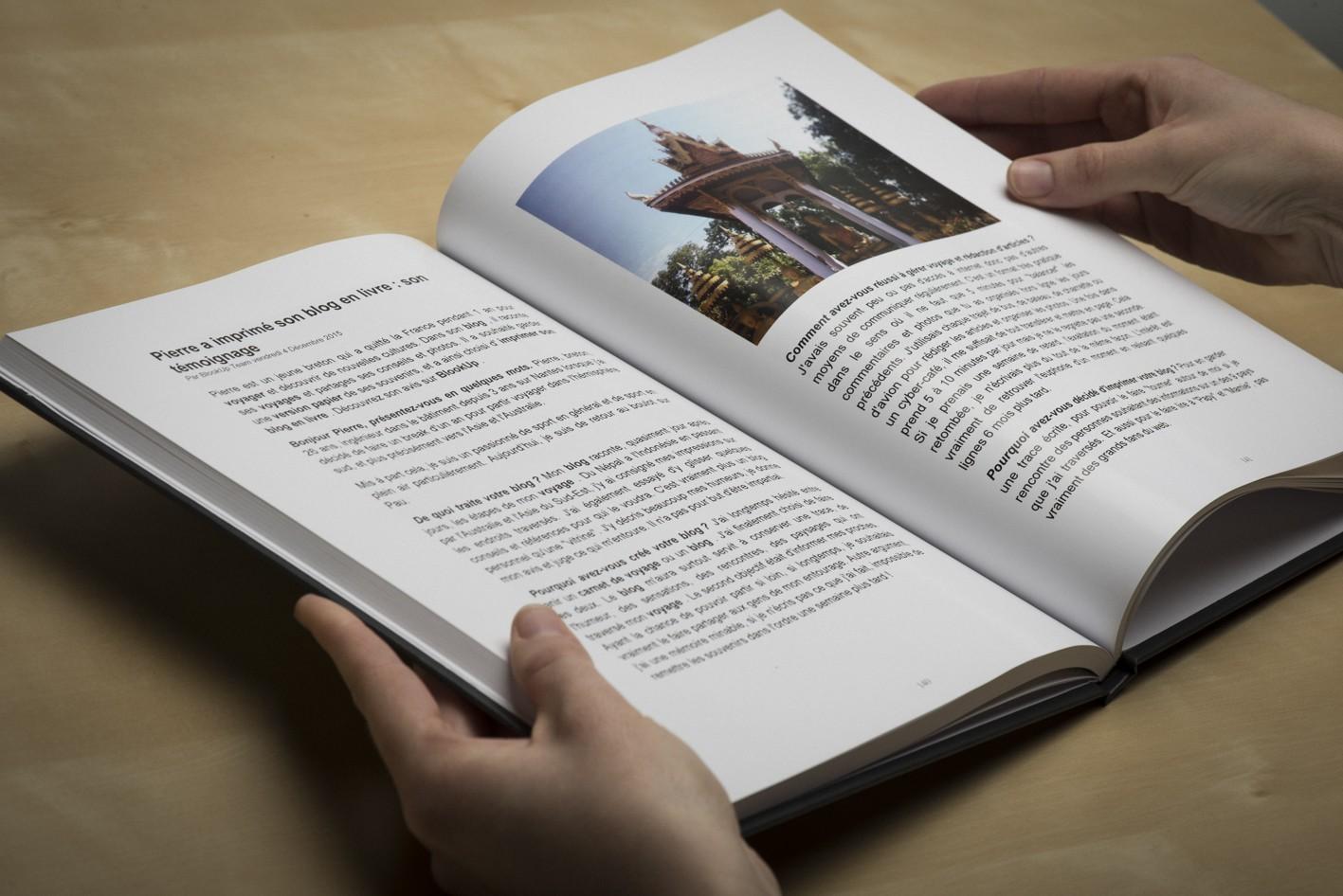 imprimer le livre de son blog wordpress le blog blookup. Black Bedroom Furniture Sets. Home Design Ideas