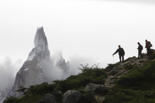 El Chalten (Fitz Roy) - Patagonie