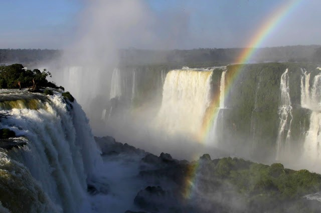 Chutes Iguazu - Brésil