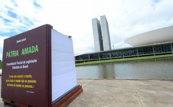 Patria Amada Congrès Brasilia
