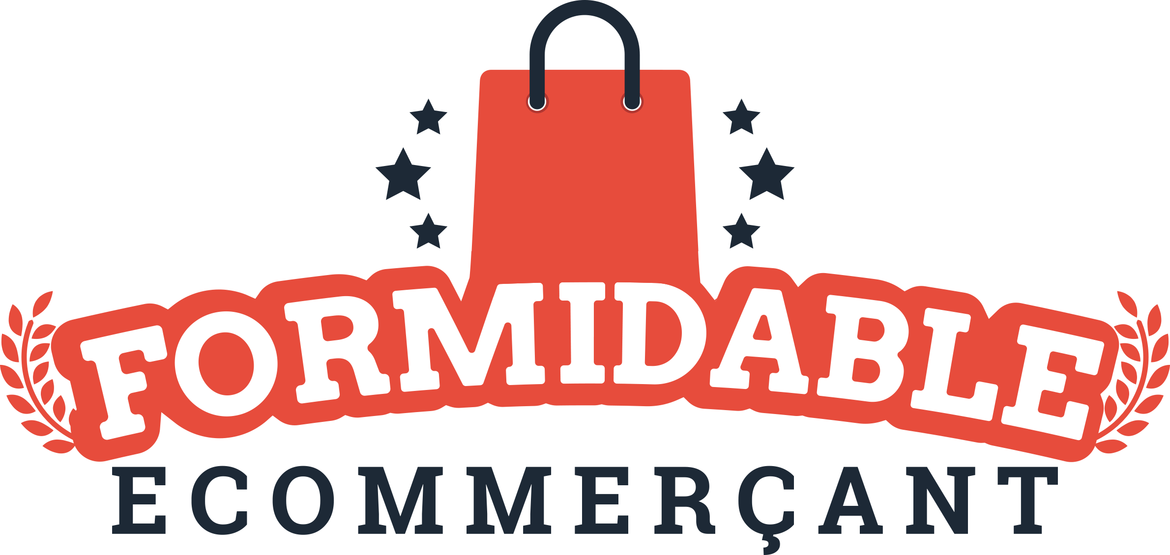 Logo Formidable E-Commercant