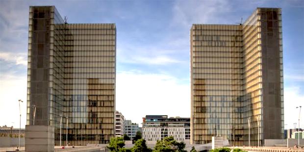 Bibliothèque Nationale de France - Paris Tobliac