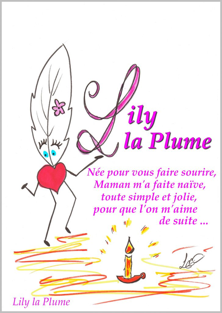 interview : Lily la Plume couverture