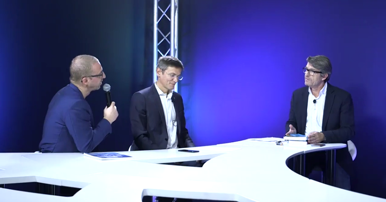 Capture vidéo Kyril COUSEW Philippe BRUNO et Philippe GABORIEAU