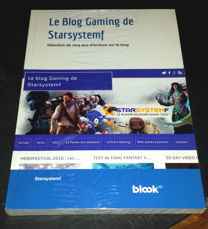 le blook du blog gaming de Starsystemf