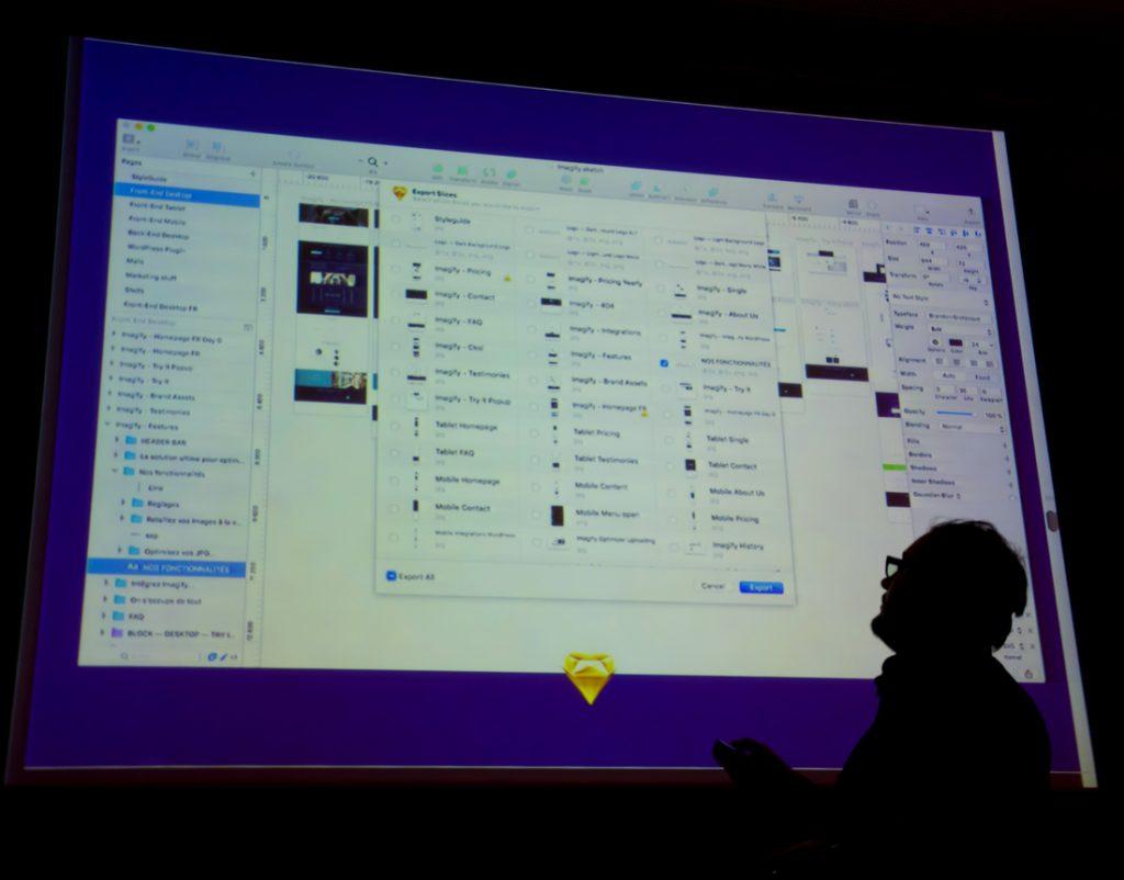 WORDCAMP présentation de la conférence