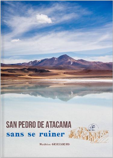couverture du livre de blog du chili