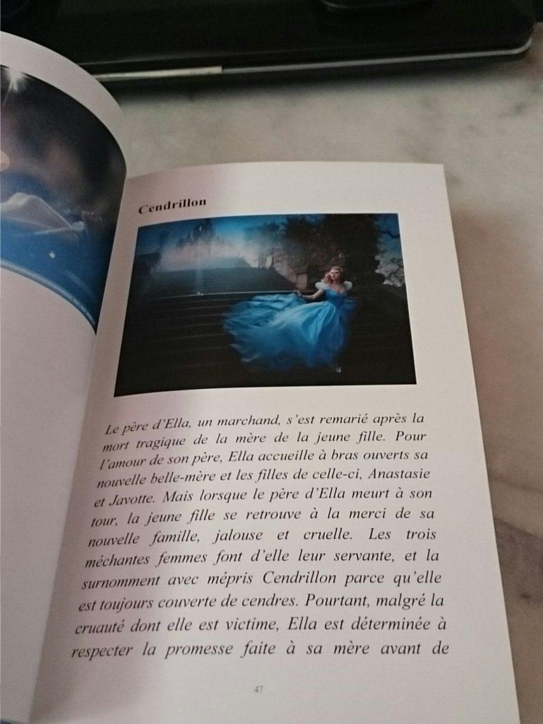 Page du blog de cinéma de belley