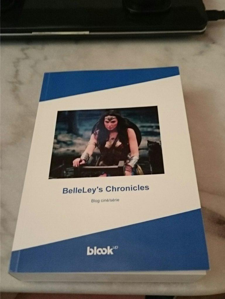 couverture du livre de blog du cinéma de belley