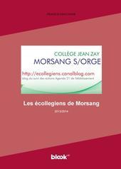 Blook des élèves de l'académie de morsang